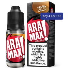 Aramax Virginia Tobacco  4 for £10-10 for £22