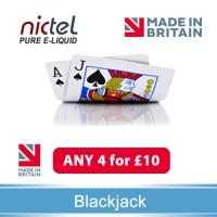 Nictel BlackJack Absinthe E-liquid ANY 4 for £10 - 10 for £22