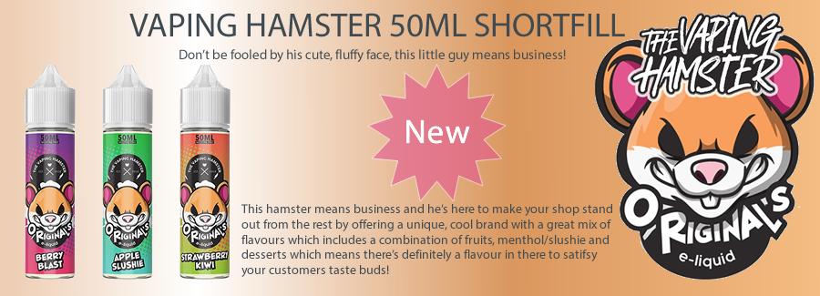 Vaping Hamster