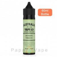 Australia Vape Co Aromatic Tobacco Nicotine Free 60ml