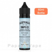 Australia Vape Co Victorian Pinot Nicotine Free 60ml