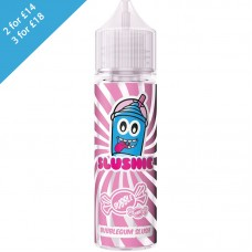 SLUSHIE BUBBLEGUM 50ml Bottle Any 2 for £15